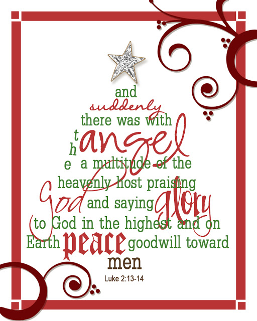 Christmas Tree In The Bible Scripture: Christmas Tree Word Scripture