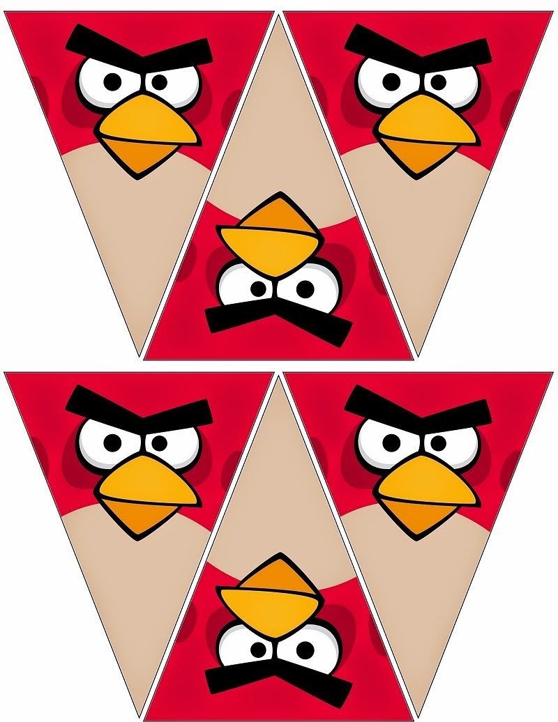 graphic relating to Angry Bird Printable referred to as No cost Offended Chicken Printables and Invites - Printables 4 Mother