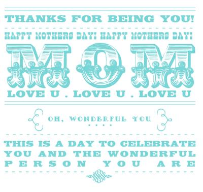 9 Free Printable Mothers Day Subway Art Prints! Printables 4 Mom
