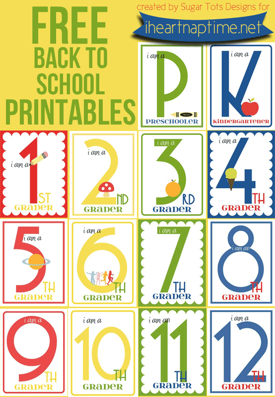 Divine image for printable back to school signs