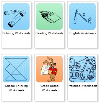 free printable educational worksheets jumpstart preschool ...