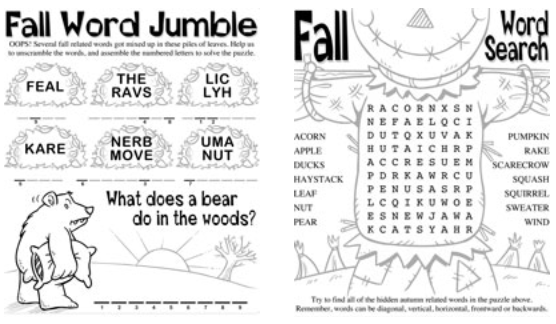 ... educational worksheets word jumble crossword word search free print