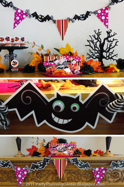 Holidays printables 4 mom page 23 - Printable halloween decorations ...