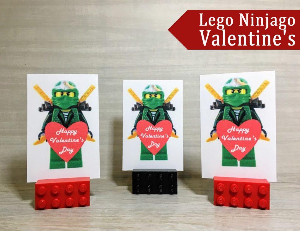 Free Lego Valentine's Day Printable - Printables 4 Mom