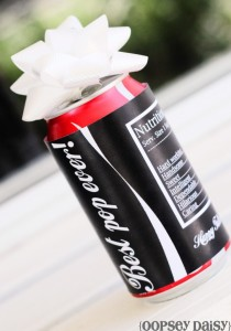 best pop ever coke coca-cola free printable can sleeve father