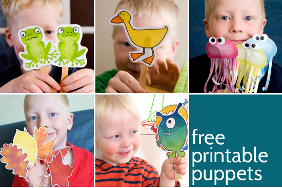 puppets for preschoolers to make uncategorized printables 4 39004