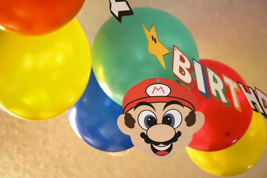 Mario Brothers Party Printables Printables 4 Mom