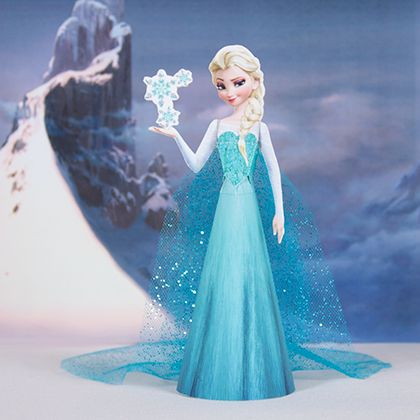 Disney 39 s frozen papercraft printables printables 4 mom - Princesse des neige ...