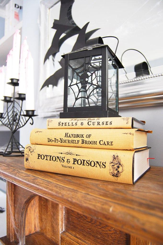 book cover printables
