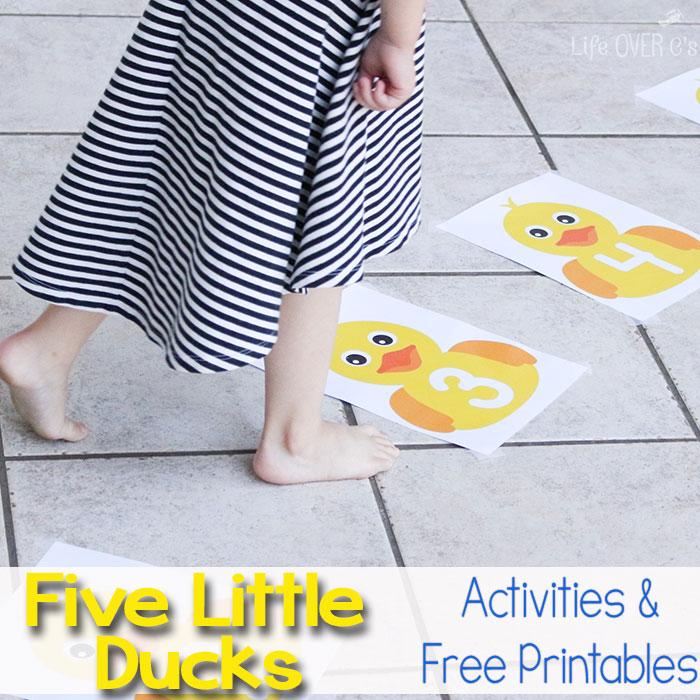 Five-little-ducks-hop-square
