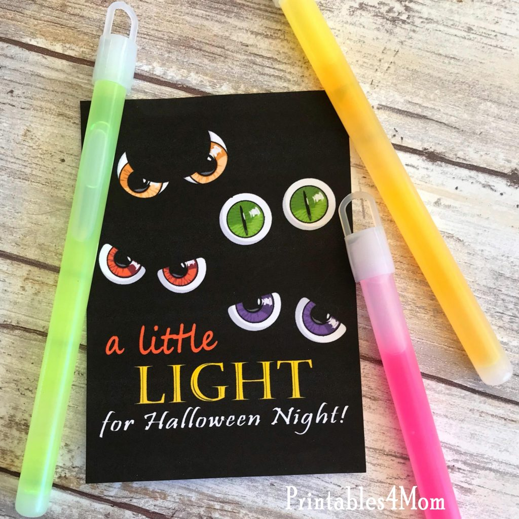 a little light for halloween night tags free