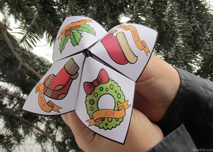 christmas-kindness-cootie-catcher