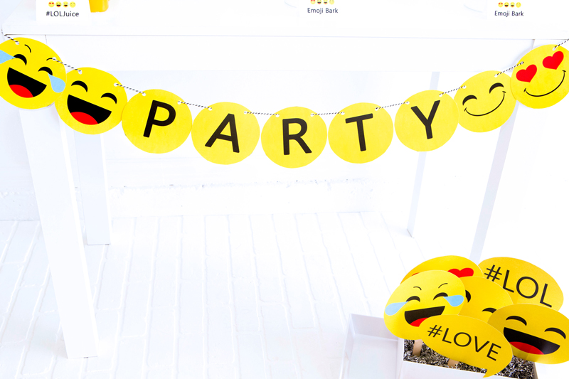 graphic regarding Emoji Invitations Printable Free identify Cost-free Custom-made Emoji Invites and Birthday Printables