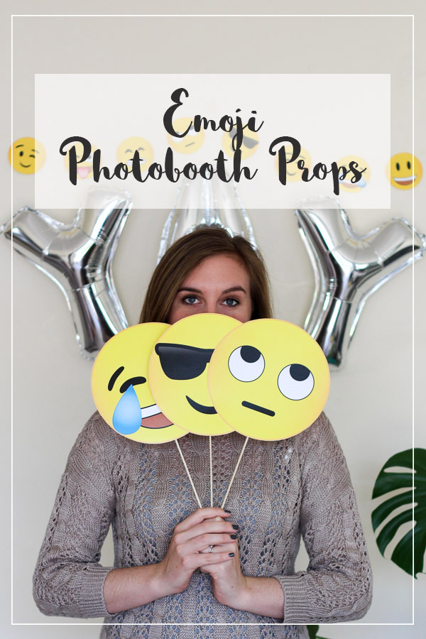 photograph regarding Printable Emoji Photo Booth Props called Totally free-Printable-Emoji-Photobooth-Props-Element - Printables 4 Mother