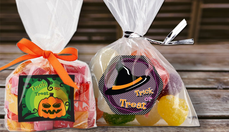 Free Halloween Printable Sticker Labels