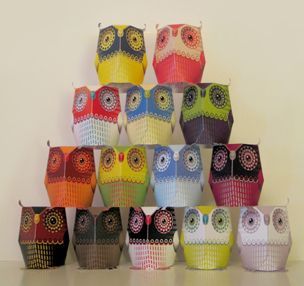 Printable Owl Crafts