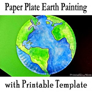 photo about Printable Earth named Planet Working day Archives - Printables 4 Mother