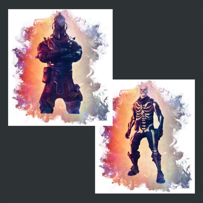 Striking image pertaining to fortnite printable images