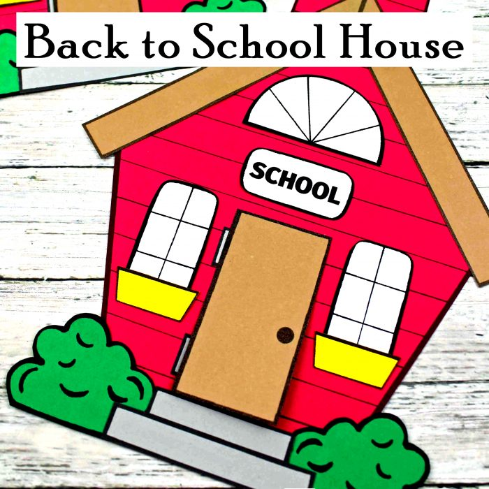 Back 2 School House